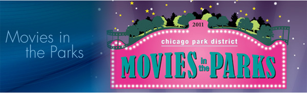 Movies in the Parks logo