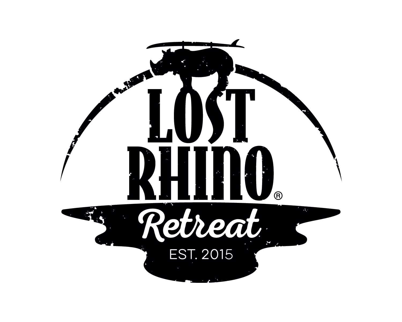 Lost Rhino Retreat Logo