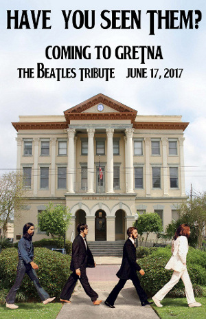 The Beatles Tribute Poster