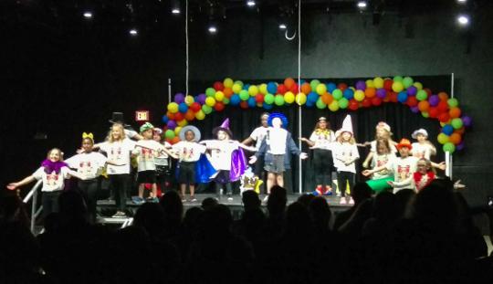 2018 Gretna Kids Playhouse Performance