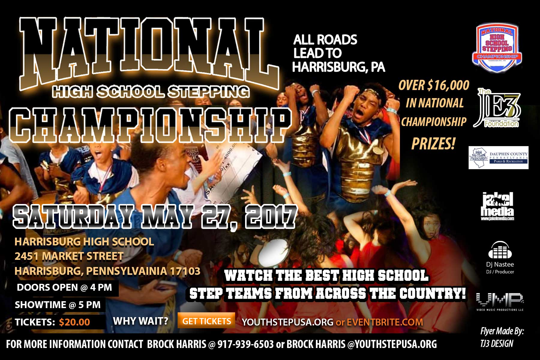 2017 National High School Stepping Championship