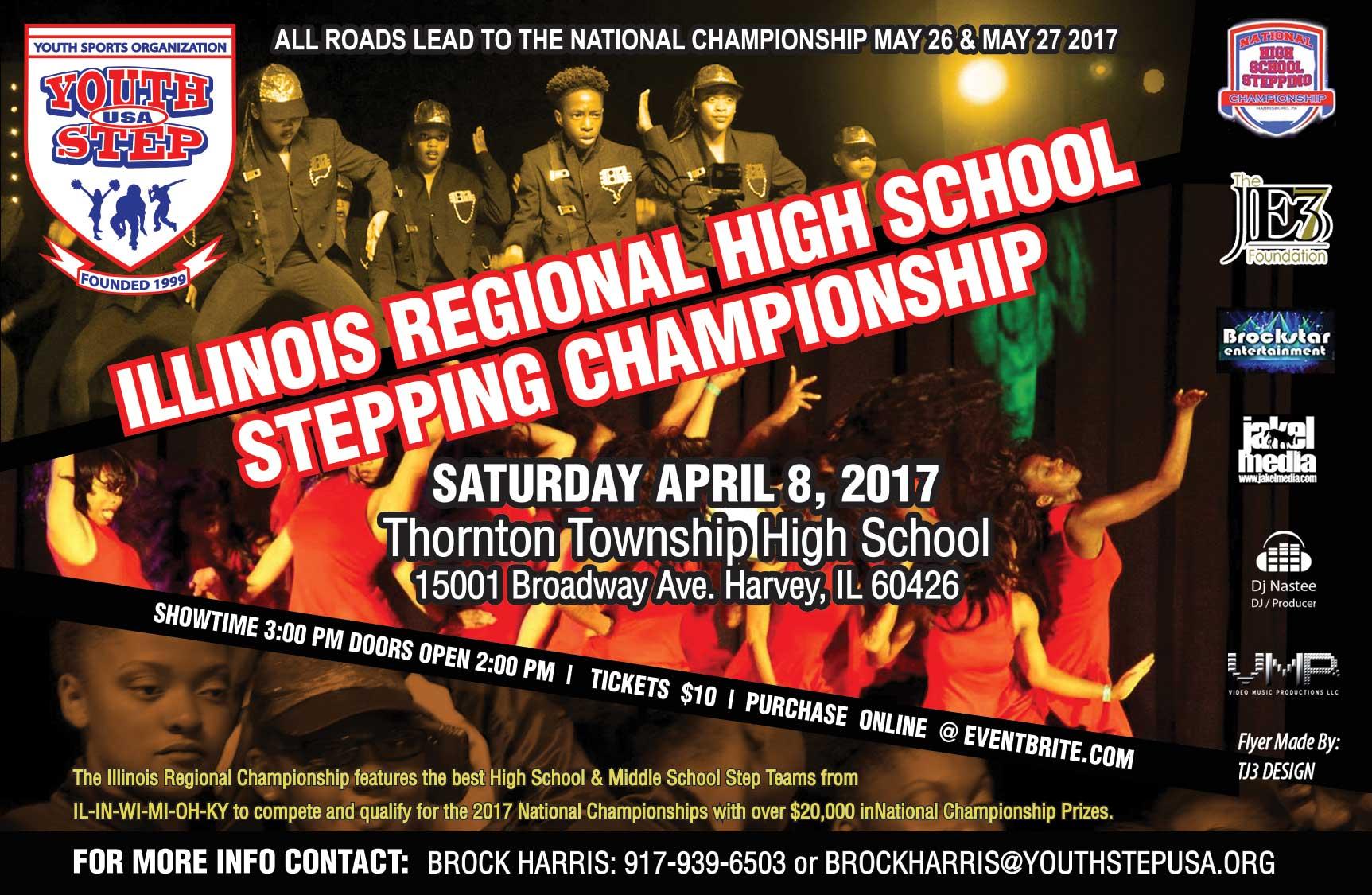 Illinois Regional High School Stepping Championship