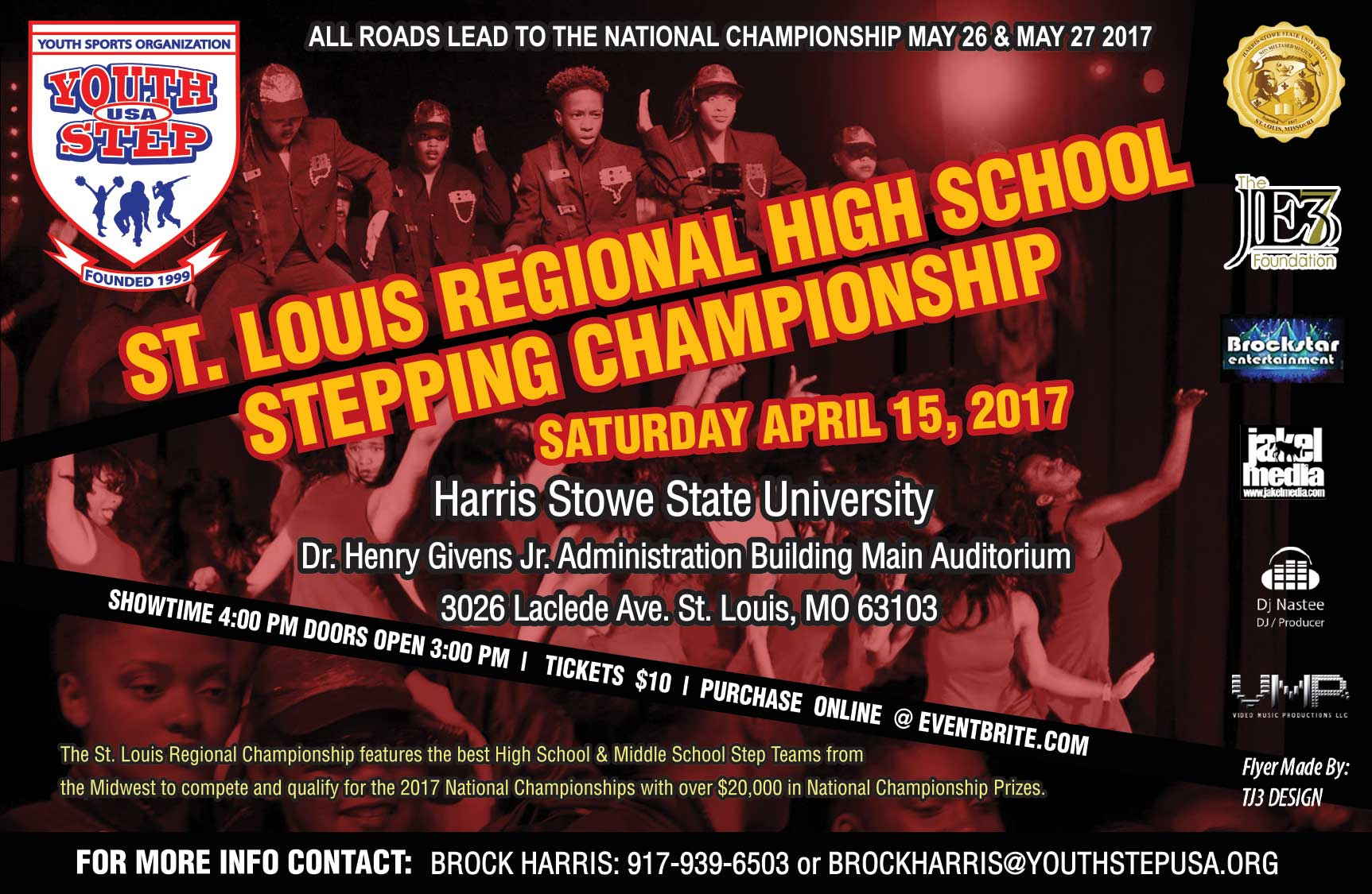 St. Louis Regional Stepping CHampionship