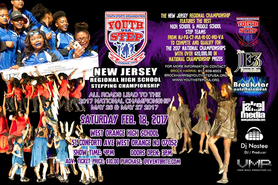 2016 Youth Step New Jersey Stepping Championship