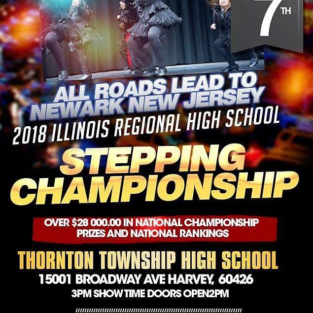 Illinois Stepping Championship
