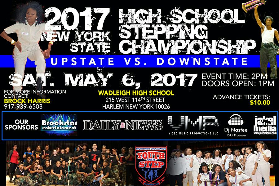 New York State Stepping Championship