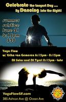 Summer Solstice Vinyasa Dance Party