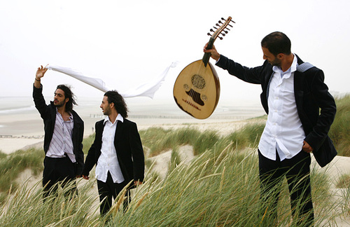 Le Trio Joubran with Oud