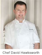 Chef David Hawksworth