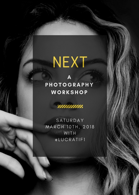 Next Photo Workshop Info