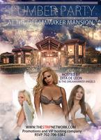 The DreamMaker Mansion Slumber Party