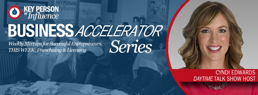 Business Accelerator Series by Key Person of Influence