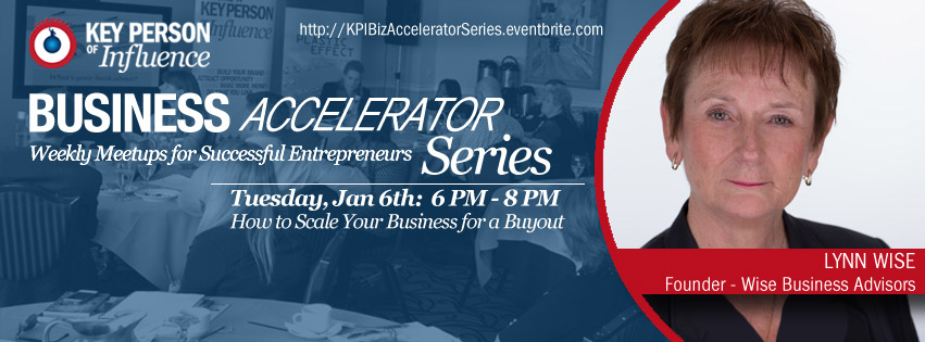 KPI Business Accelerator Series