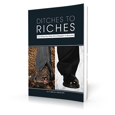 Ditches to Riches: Climbing from Despair to Success