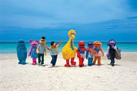 Sesame Street, Beaches Resorts, Family Travel