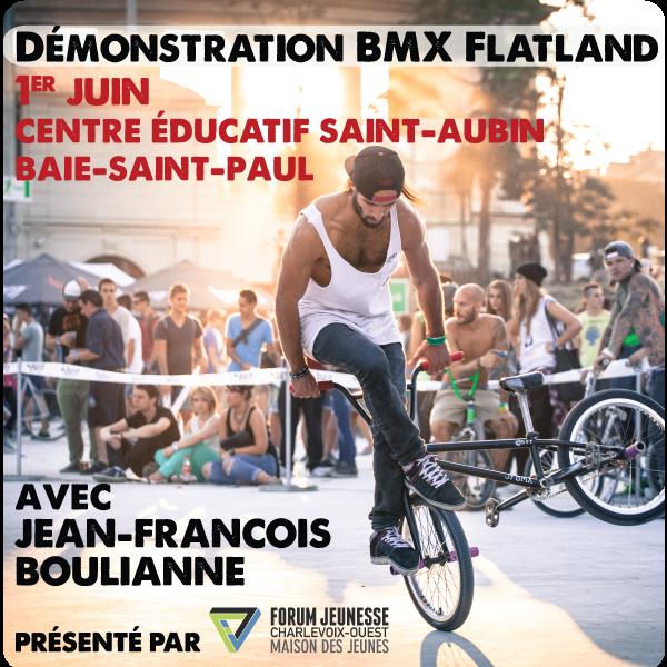 BMX Flatland