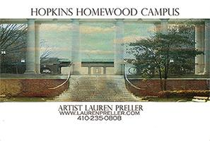 Hopkins Homewood Art Exhibition at the Inn at the Colonnade