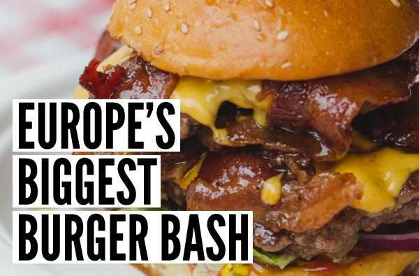 National Burger Day 2015