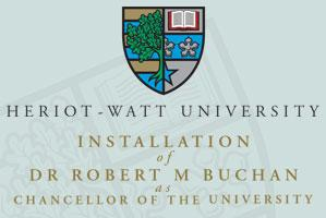 Congregation for the Installation of Chancellor - Dr Robert M...