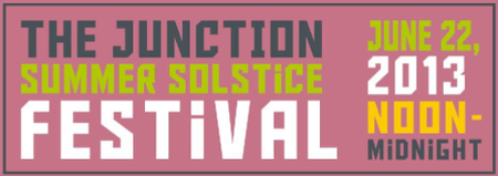 The Junction Summer Solstice Festival 2013