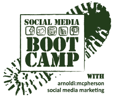 Social Media Boot Camp - Analysis, Strategy & Content