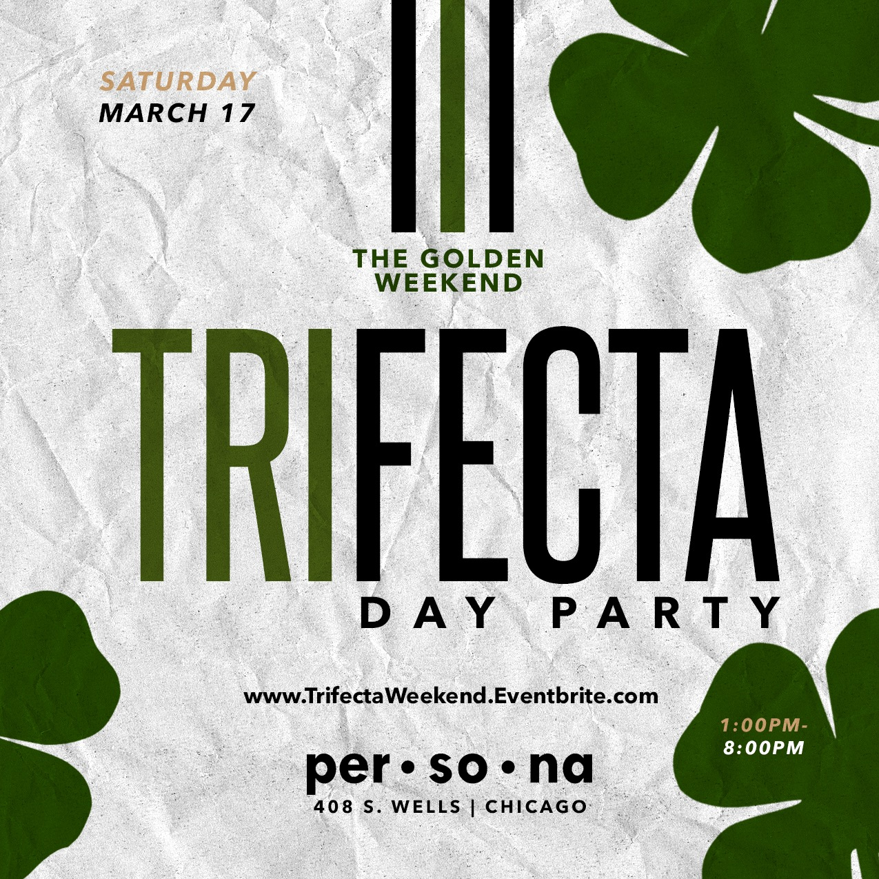 TRIFECTA SATURDAY