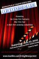 2013 Irving Film & Talent Expo