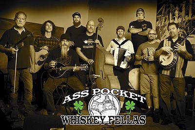 Ass Pocket Whiskey Fellas
