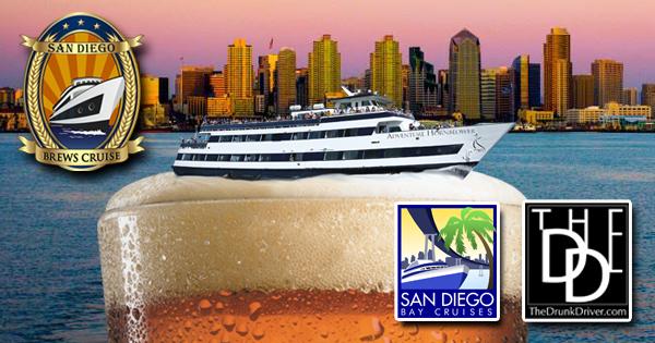San Diego Brews Cruise header image