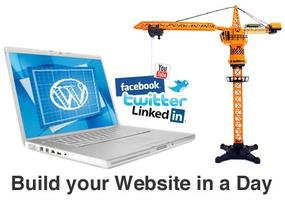 Build your website in a day