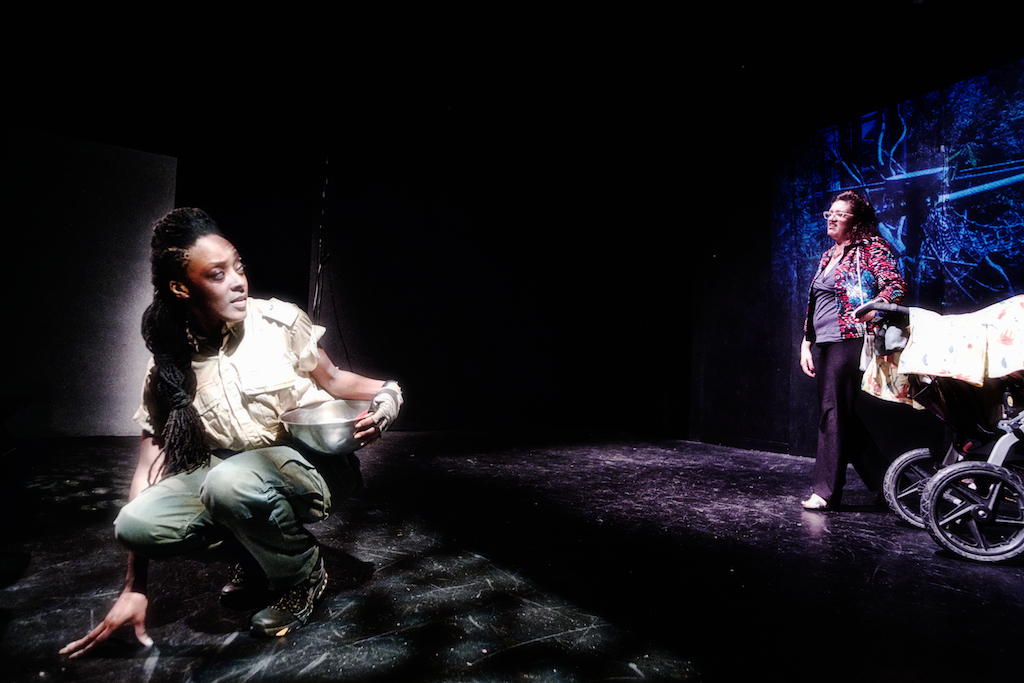 Cage a deadly farce by tar gracesd ttir tickets multiple for Farcical scenes