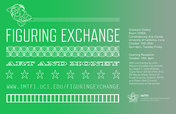 Figuring Exchange event poster