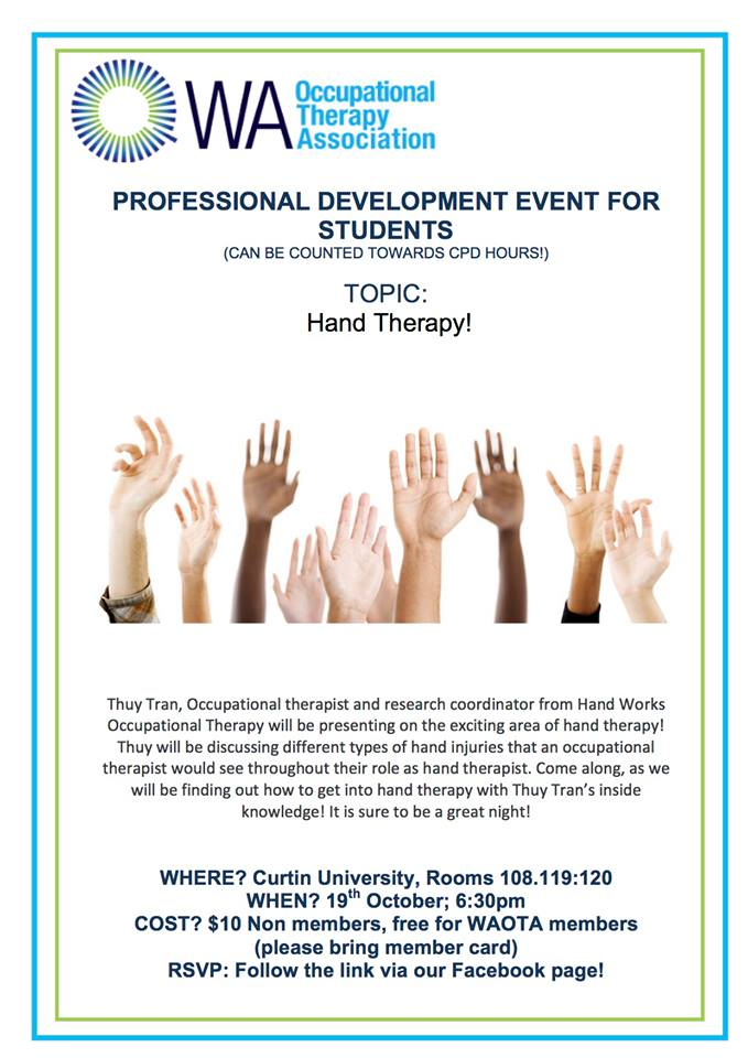 Hand Therapy PD