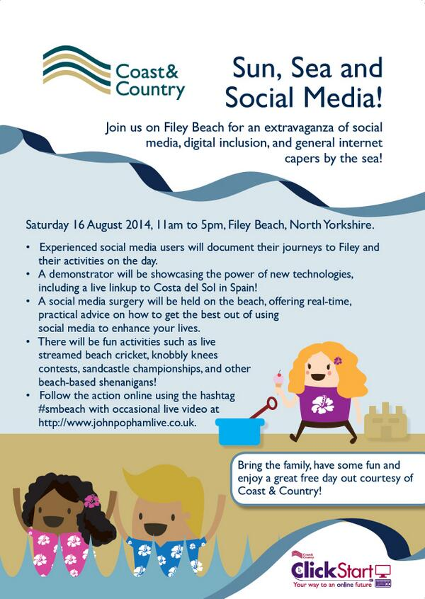 Sun, Sea, Social Media