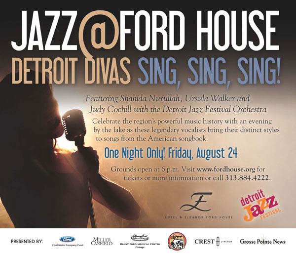 Detroit Divas Sing, Sing, Sing 2