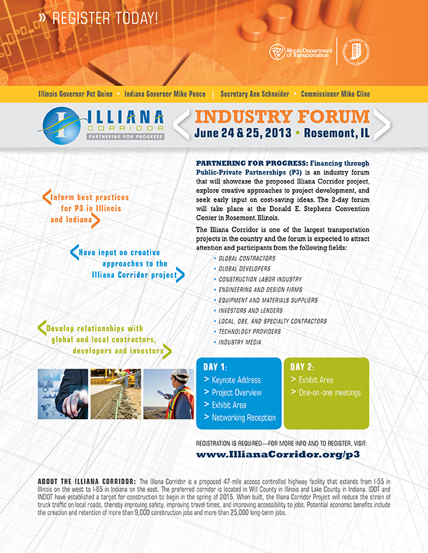 Illiana Corridor Industry Forum