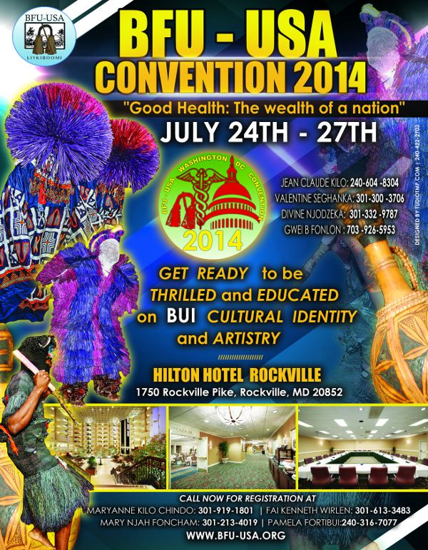 Convention 2014 Flyer