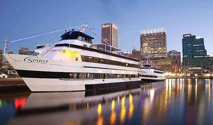 Inner Harbor Spirit Yacht