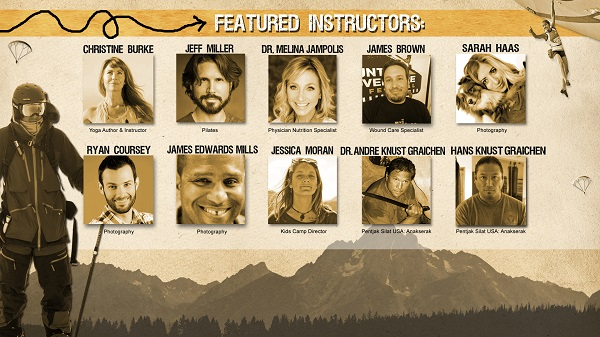 MAFF Gathering Featured Instructors