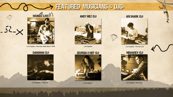 Featured Music Artists