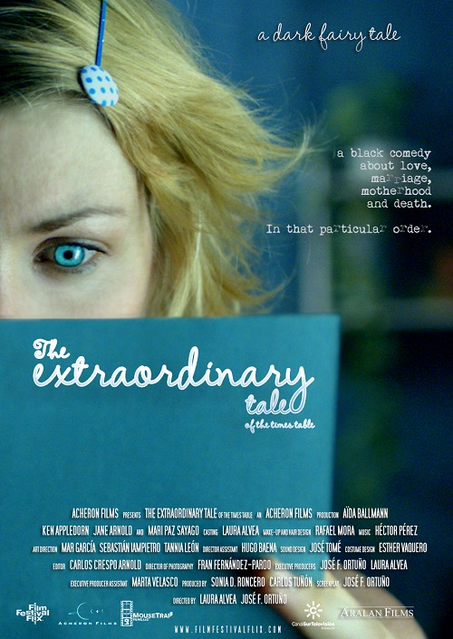 The Extraordinary Tale Poster