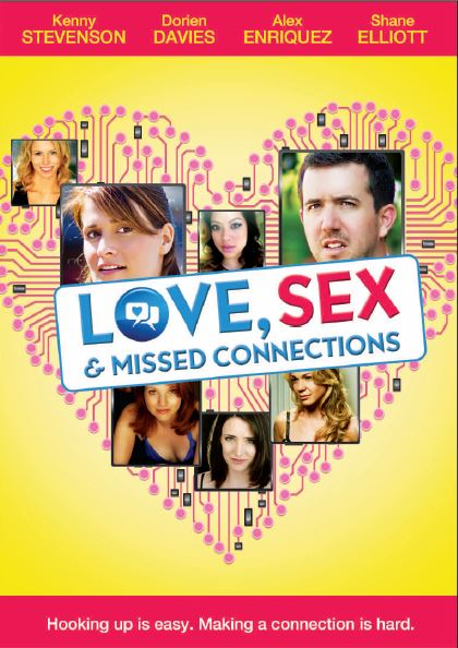 Love, Sex and Missed Connections Poster