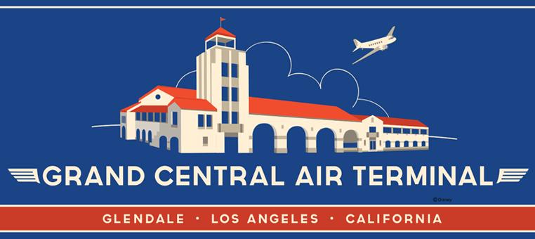 Grand Central Air Terminal, Glendale, CA