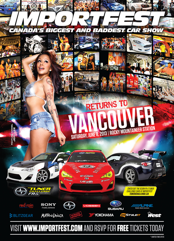 IMPORTFEST VANCOUVER - RSVP FOR FREE TICKET(S)