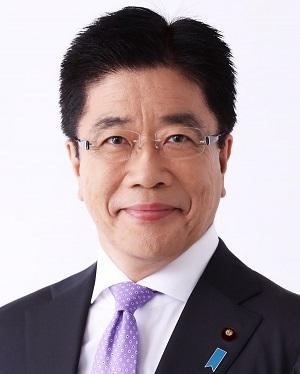 minister kato web
