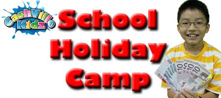 CashVille Kidz School Holiday Camp