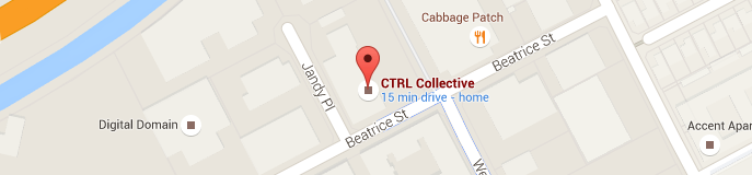 CTRL Collective Location