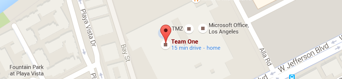 Team One Location