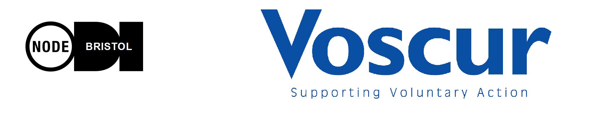 ODI Bristol and Voscur logos
