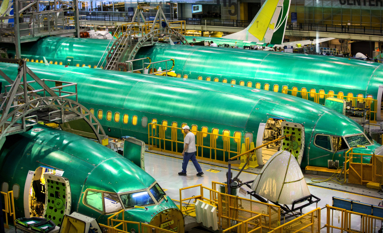 SOLD OUT - SME Regional Meeting and Plant Tour of Boeing ...